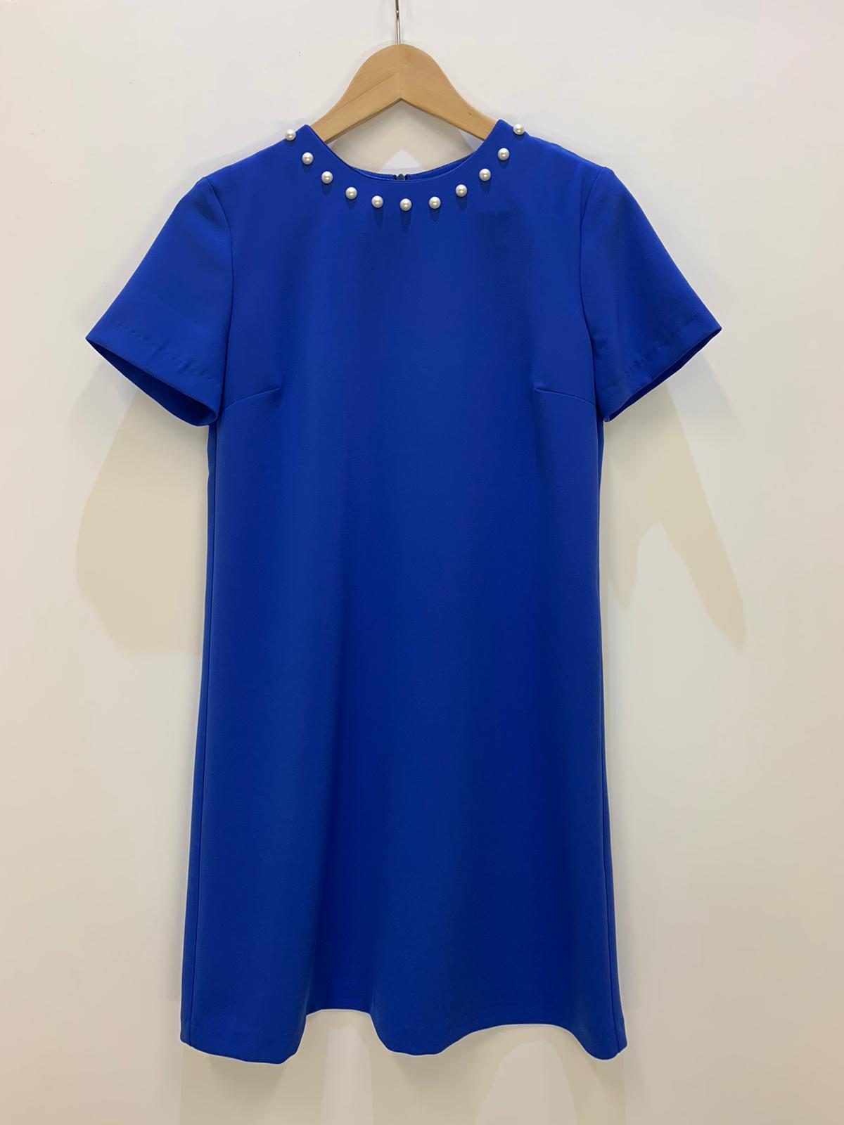 Abito Donna Kaos Collection mm Perle Bluette