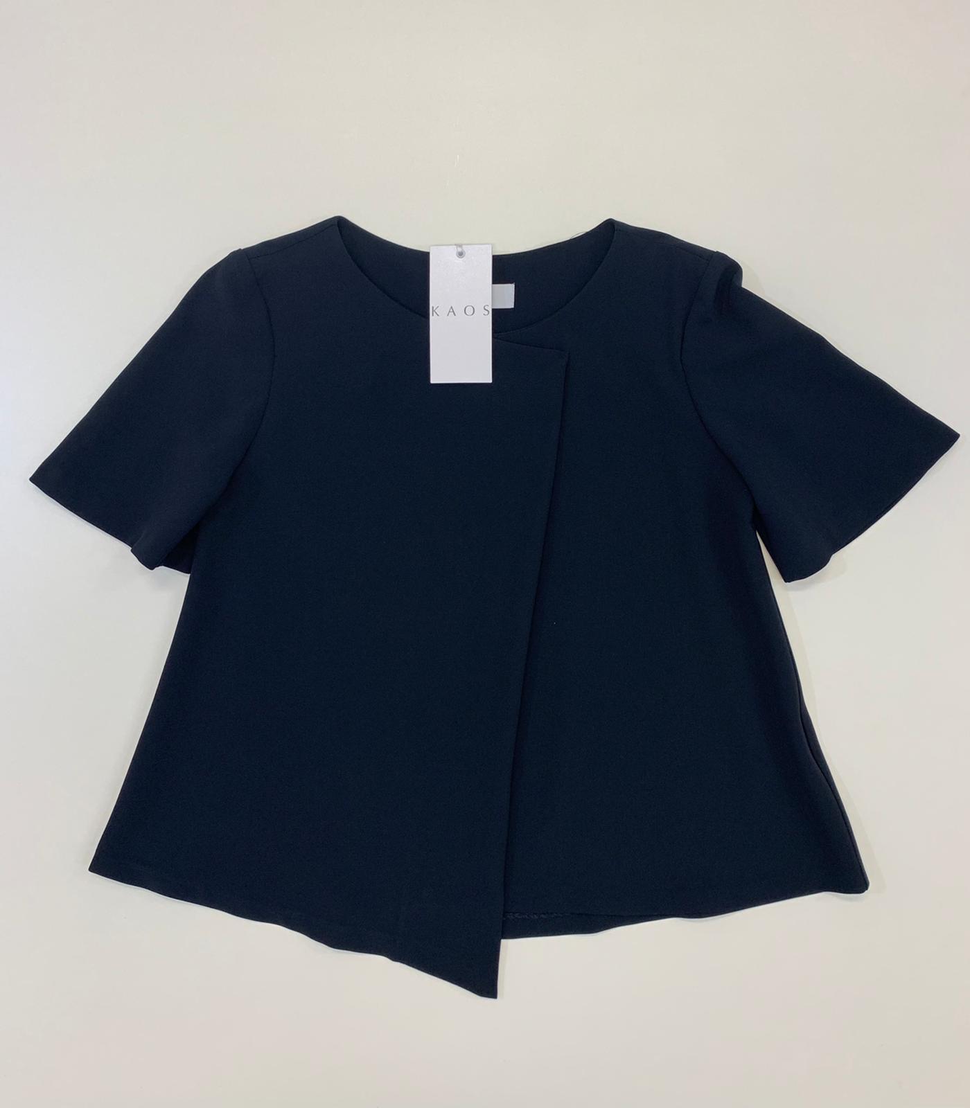 Blusa Donna Kaos Collection Blu
