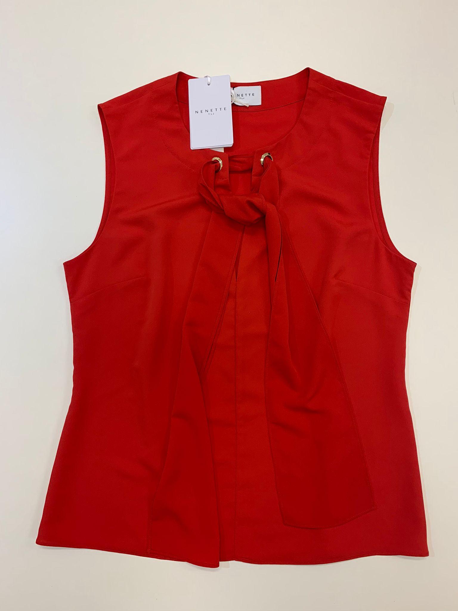 Camicia Tous Les Jours Fae Rosso