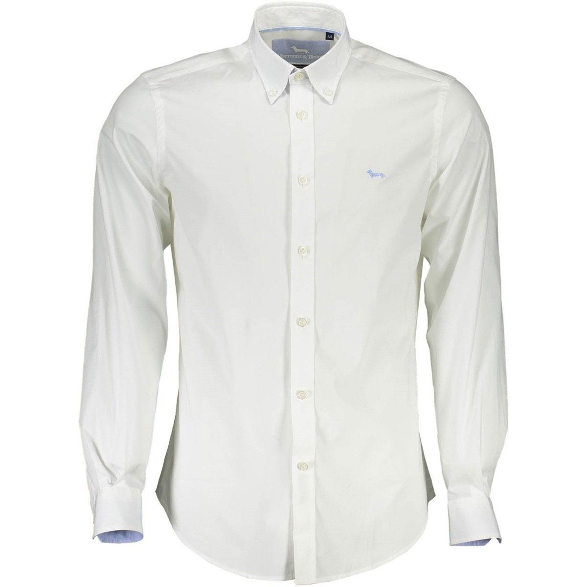 Camicia Uomo Harmont E Blaine Narrow Fit Bianco