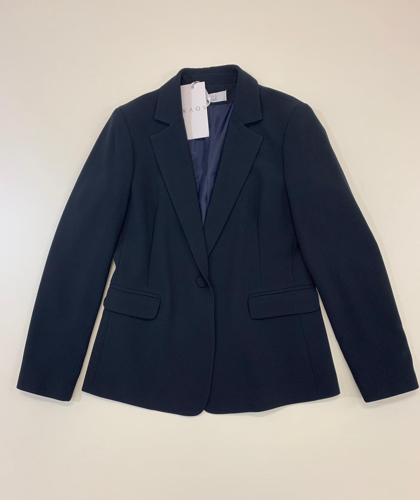 Giacca Donna Kaos Collection Cadi Blu