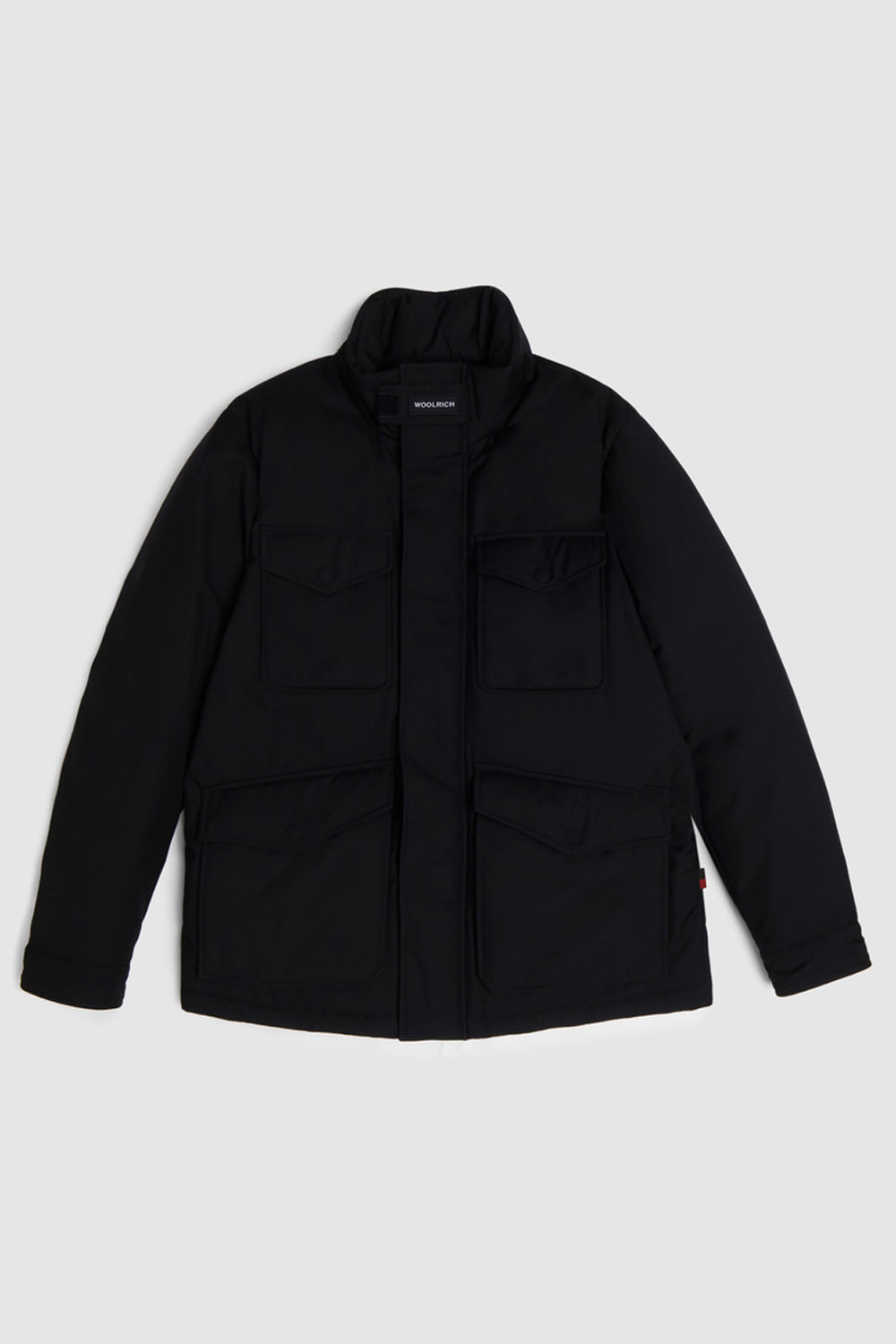 Giacca Uomo Woolrich Field Luxe Nero