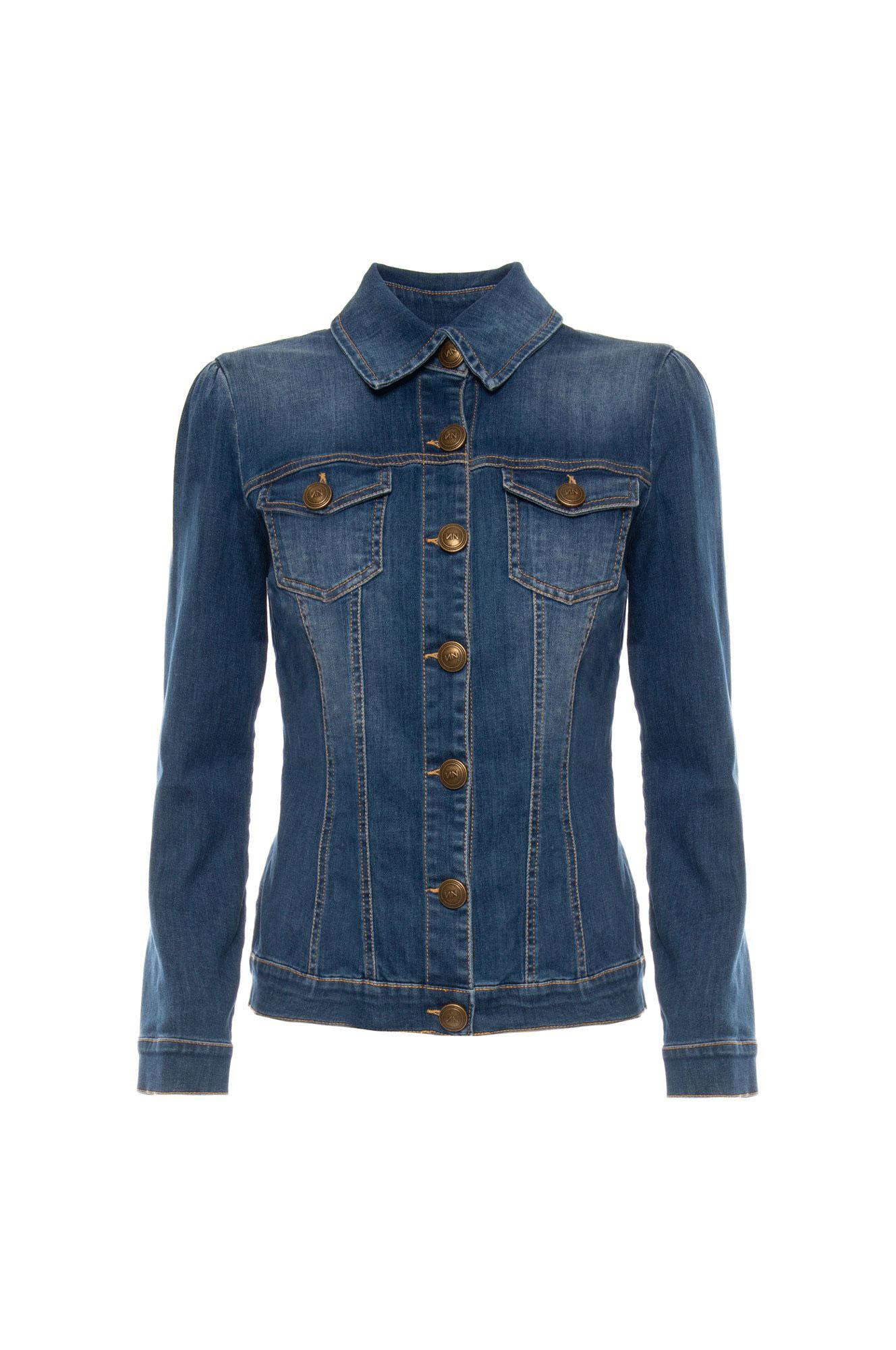 Giubbino Tous Les Journ Sid Denim Jeans
