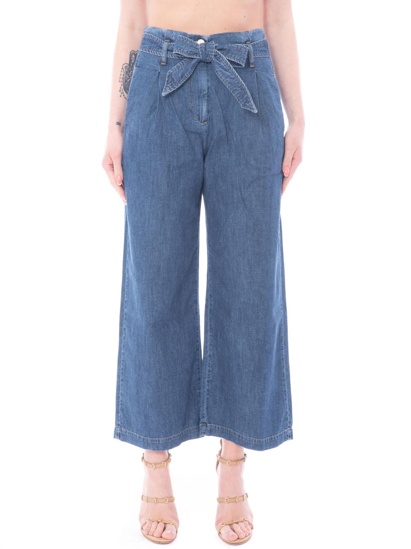 Jeans Donna kaos Denim Cropped Jeans