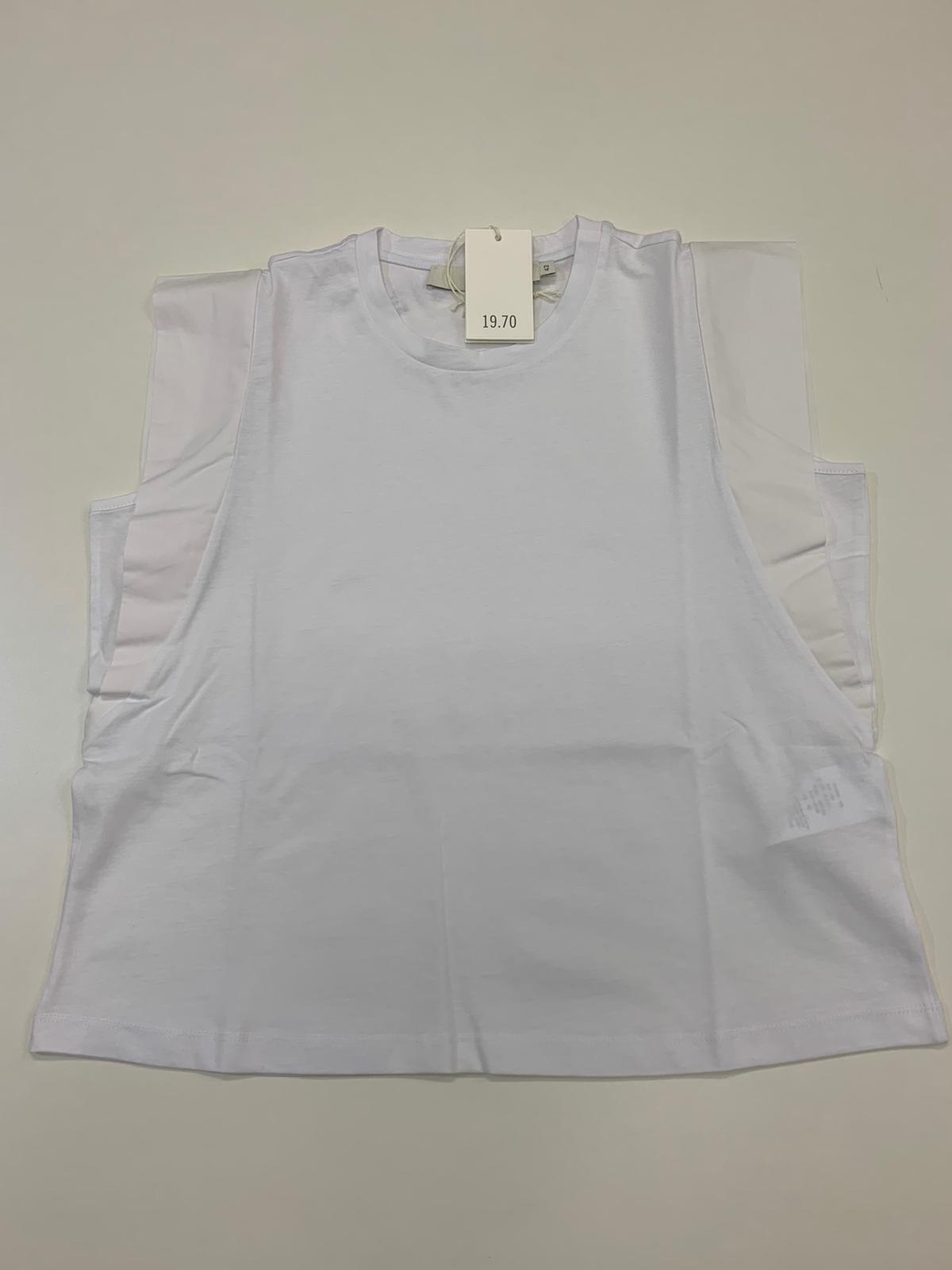 Maglia Donna Seventy Jersey Bianco