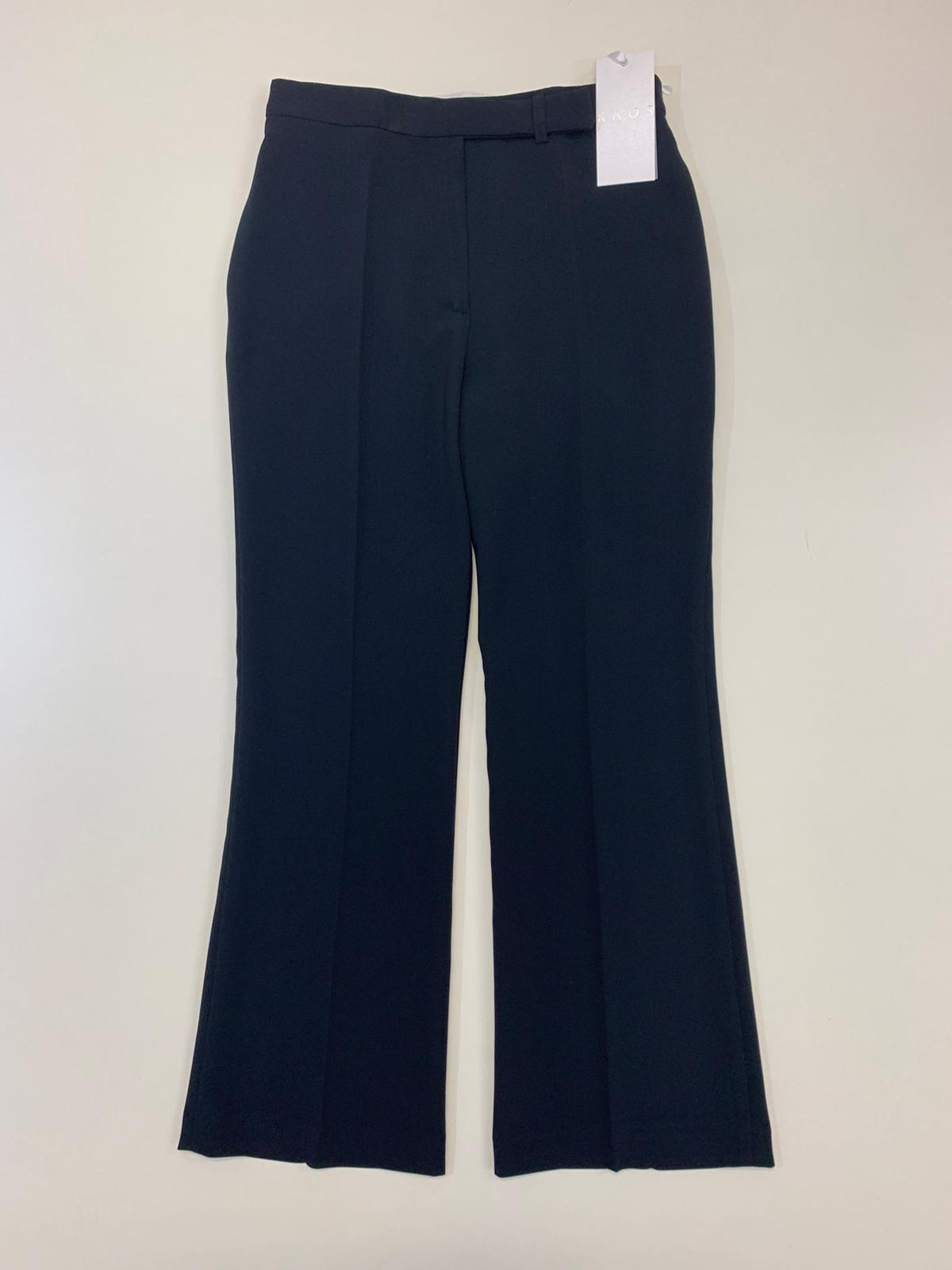 Pantalone Donna Kaos Collection Trombetta Blu
