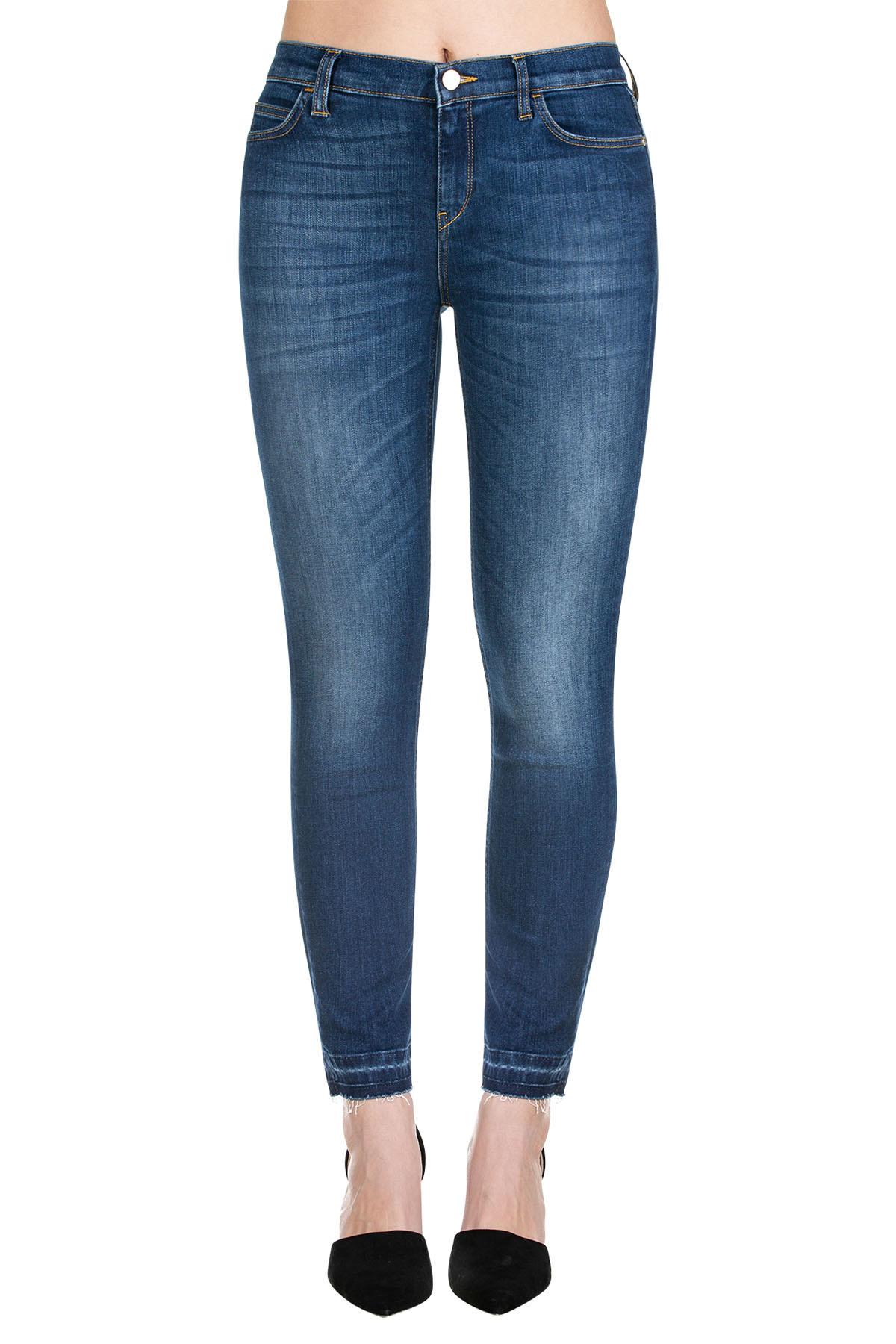 Pantalone Donna Kaos Sara Skinny Basic Crop