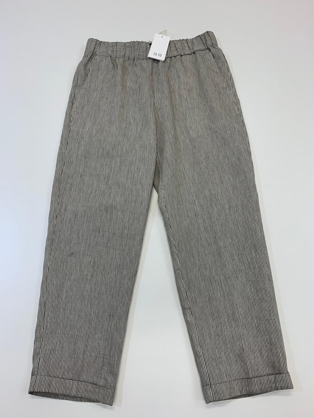 Pantalone Donna Seventy Righina Nero