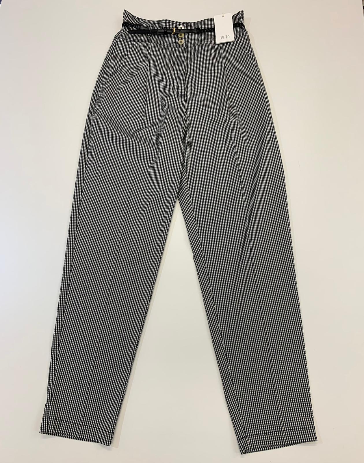 Pantalone Donna Seventy Vicky Nero
