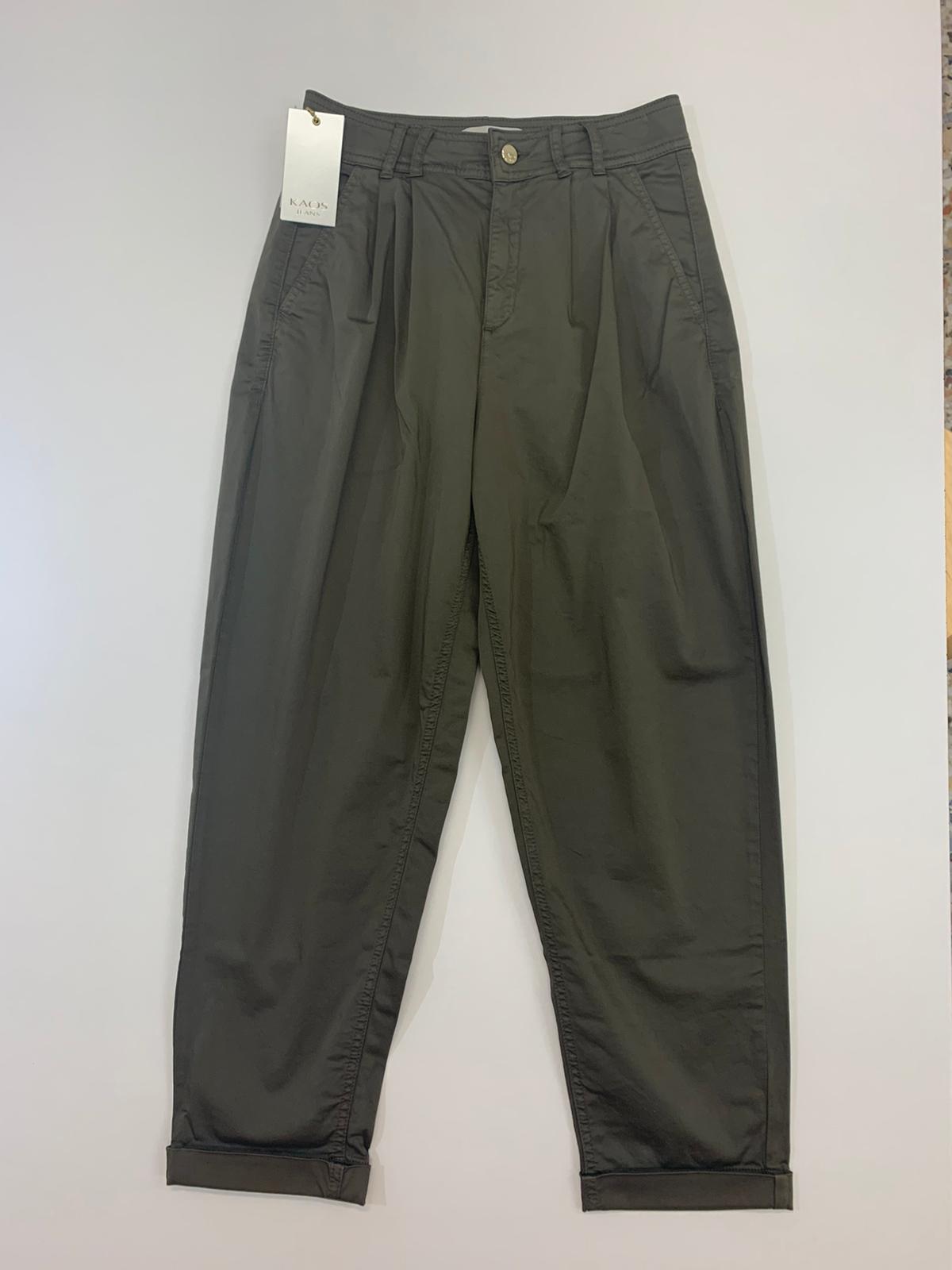 Pantalone Kaos Jeans Ballon Militare