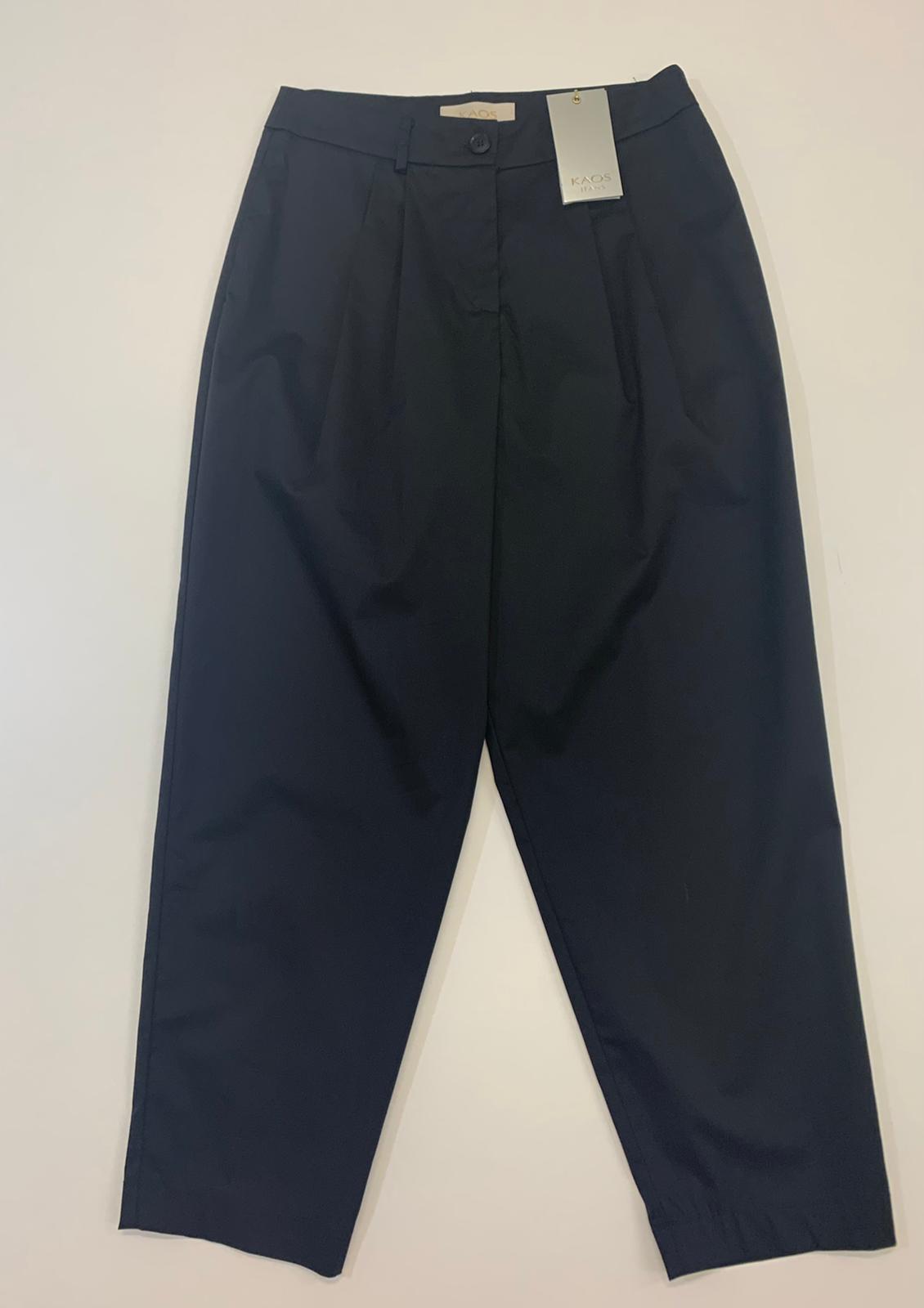 Pantalone Kaos Jeans Pence Nero