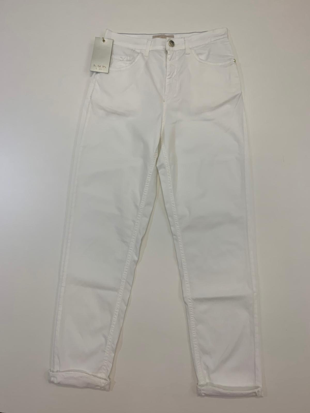 Pantalone Kaos Karl Bianco