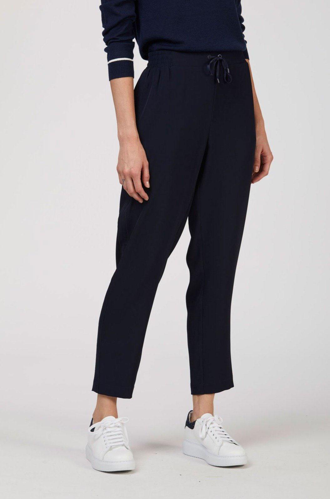 Pantalone Tous Les Jours Ebe Nero