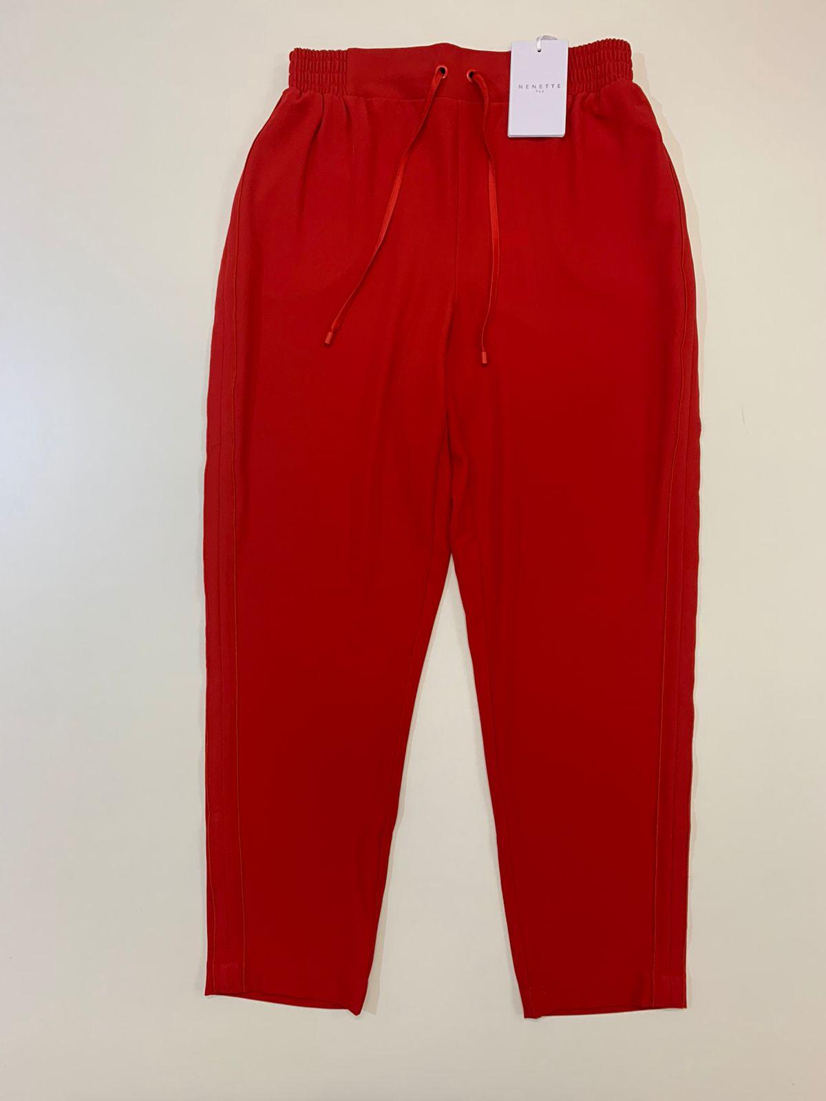 Pantalone Tous Les Jours Ebe Rosso