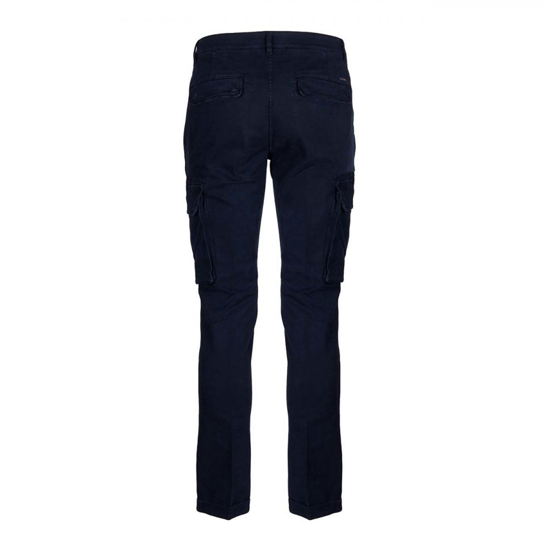 Pantalone Uomo 40 Weft Aiko Blu