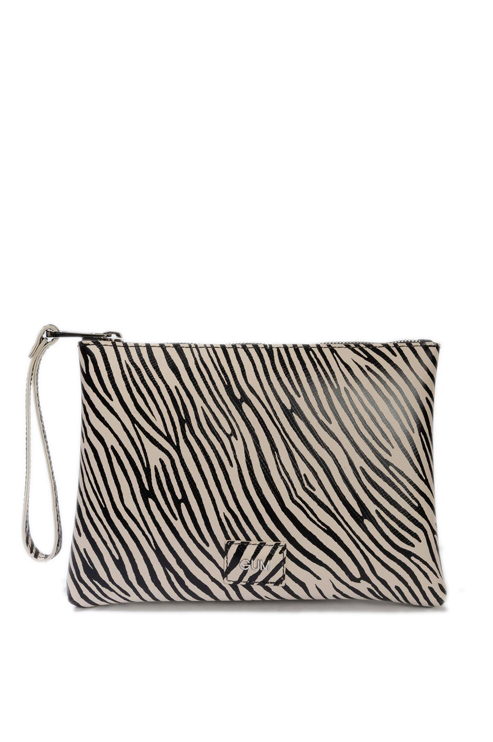 Pochette Gum Re Build Mini Zebra Nero