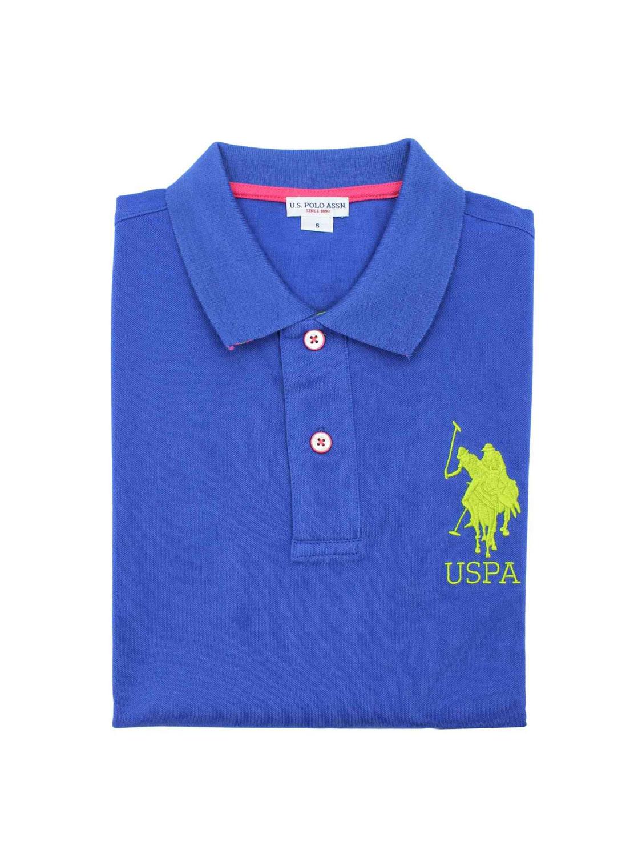 Polo US Polo Cavallone Azzurro
