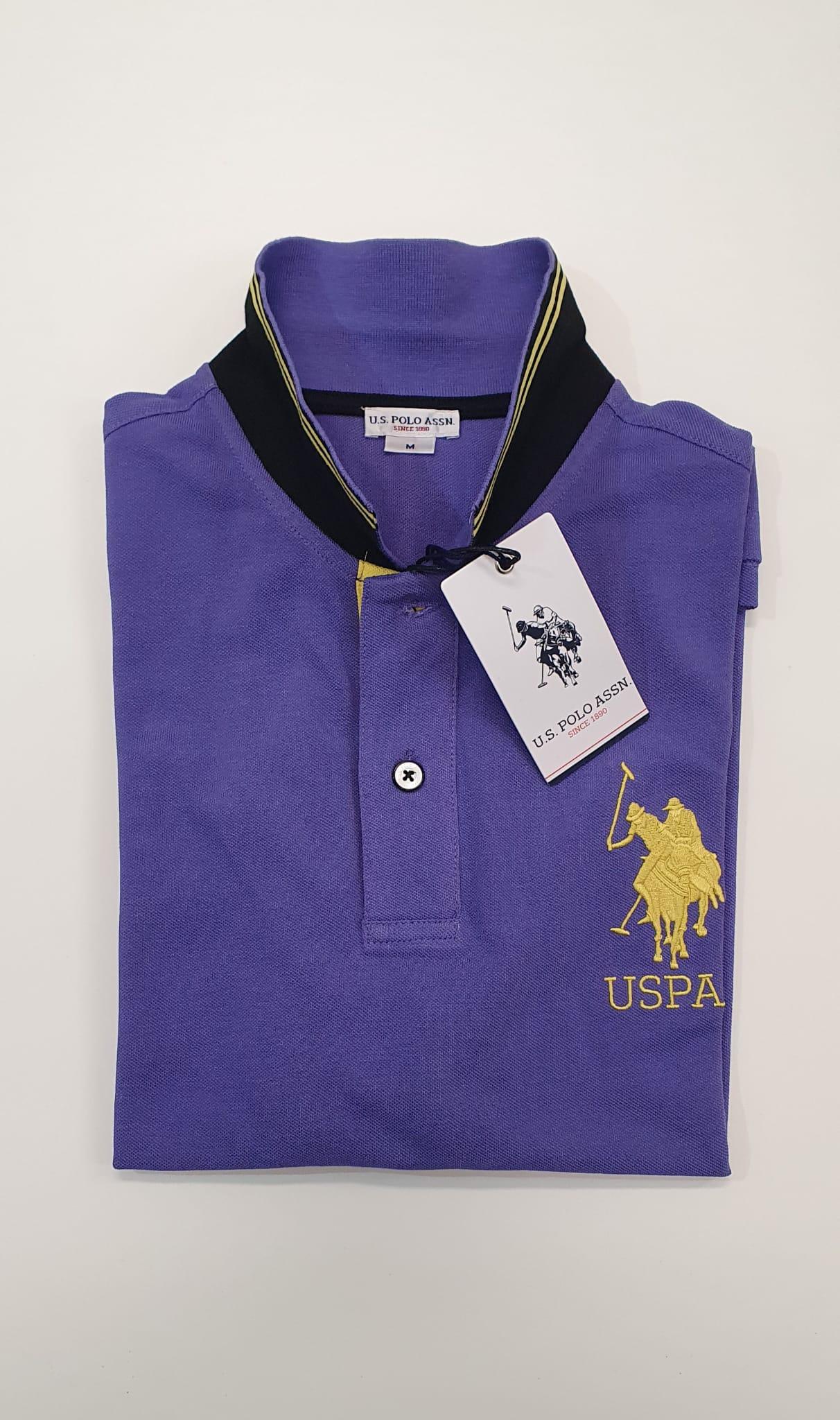 Polo US Polo Cavallone Ciclamino