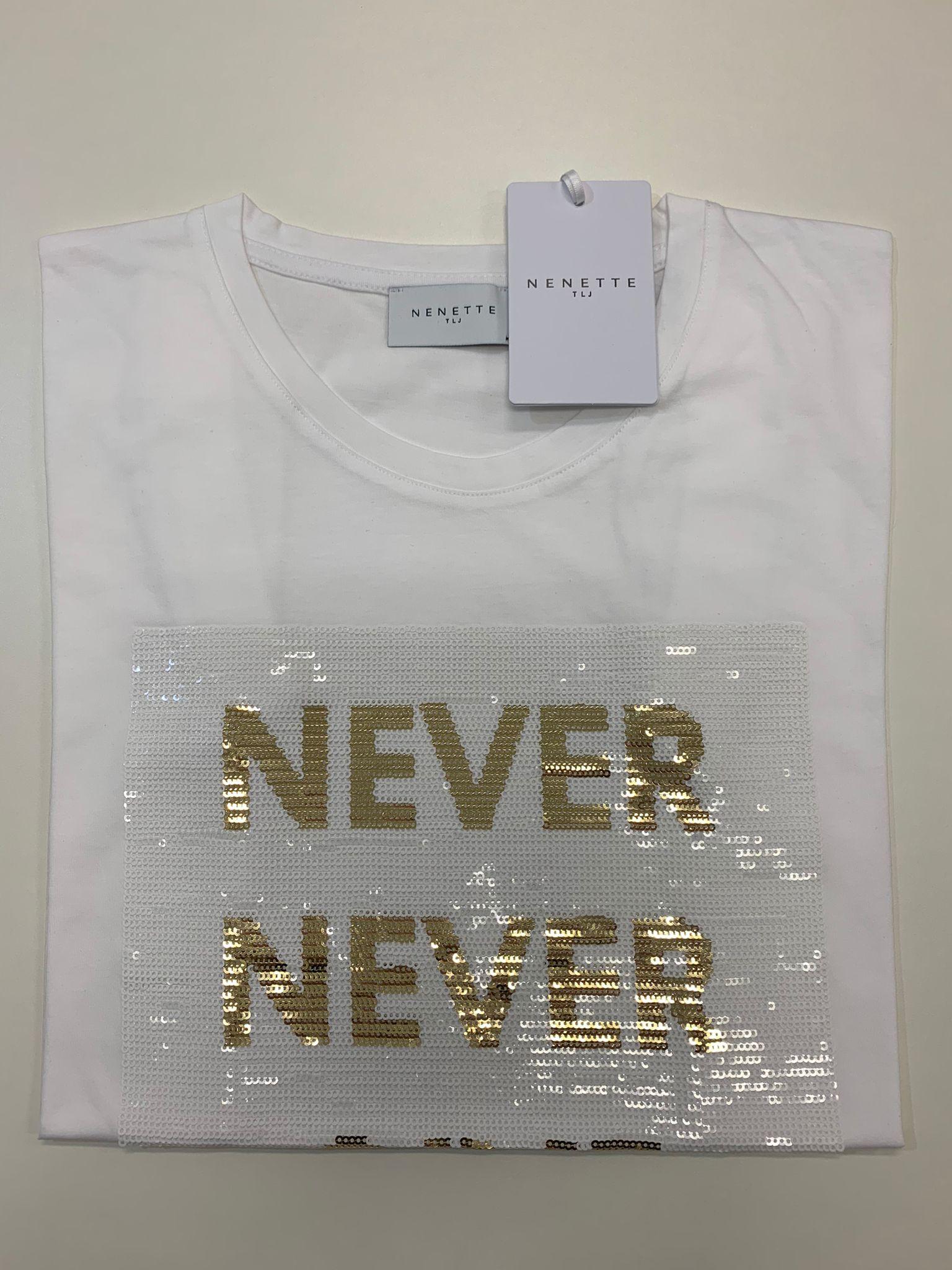 T-Shirt Tous Les Jours Dobby Bianco