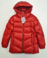 Piumino Woolrich Ws Birch rosso