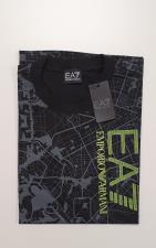 T-Shirt EA7 Fantasia Nero